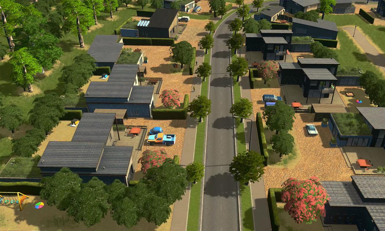 Gra PC Cities: Skylines - Green Cities