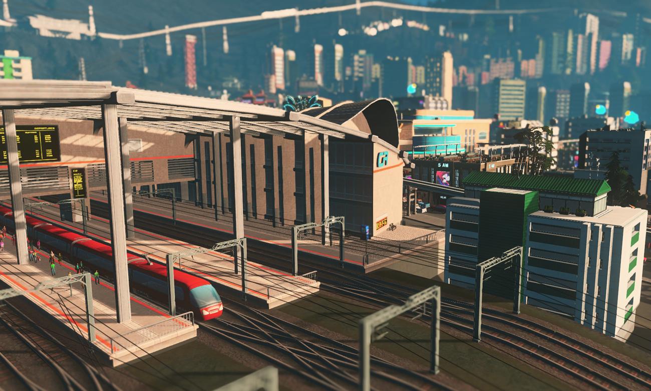 Gra PC Cities: Skylines - Mass Transit
