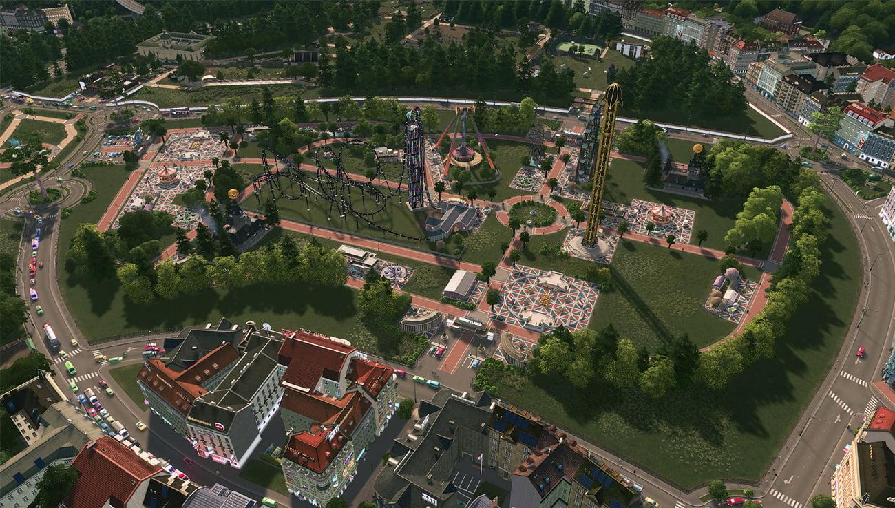 Gra PC Cities: Skylines - Parklife