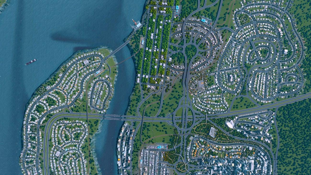 Rozbudowana symulacja ruchu miejskiego