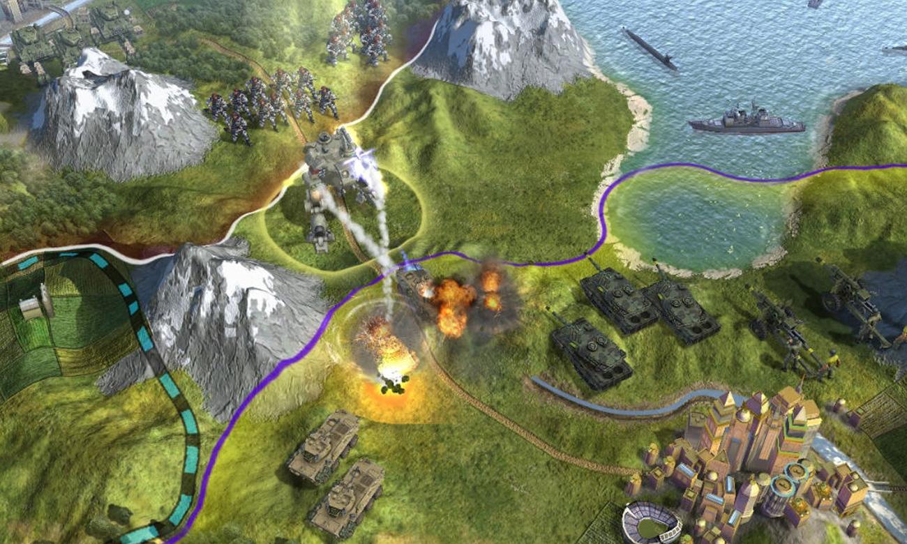 Gra PC Civilization V
