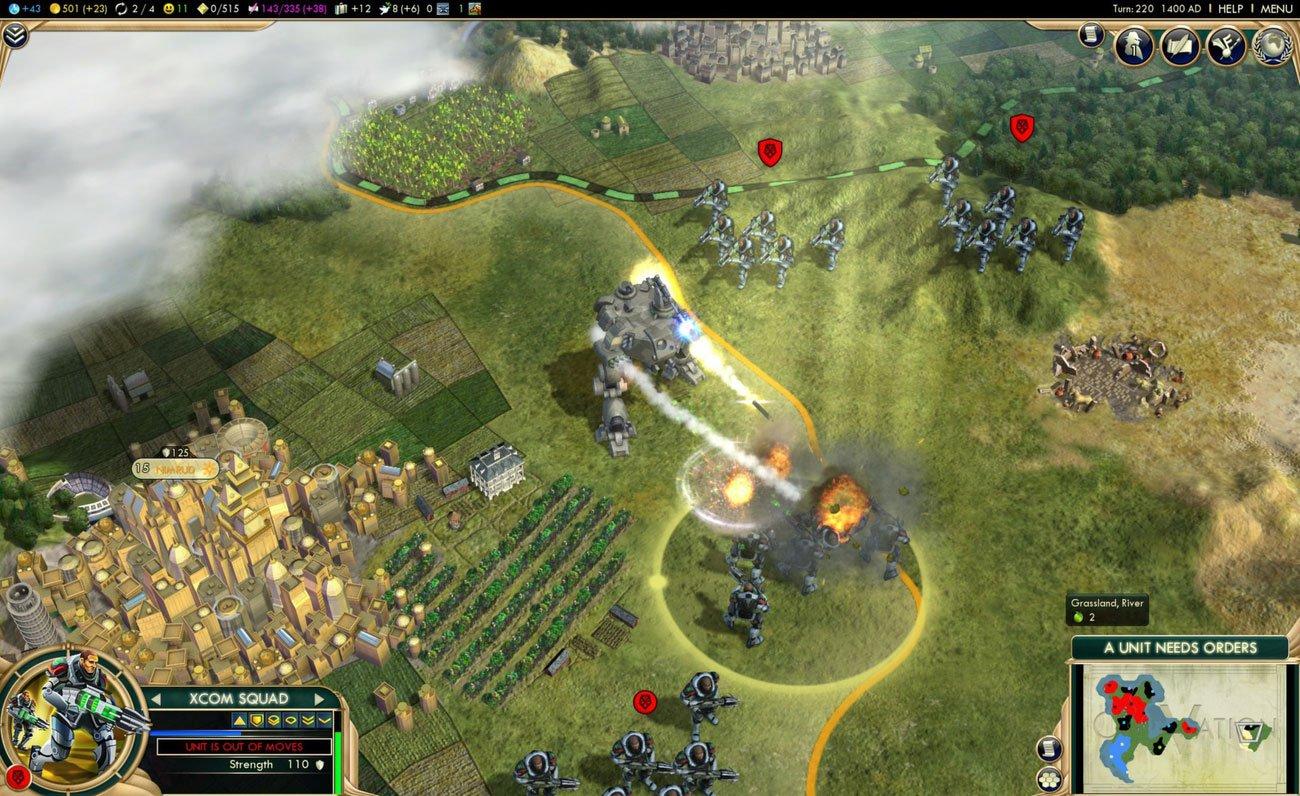 Sid Meier's Civilization V: Nowy Wspaniały Świat
