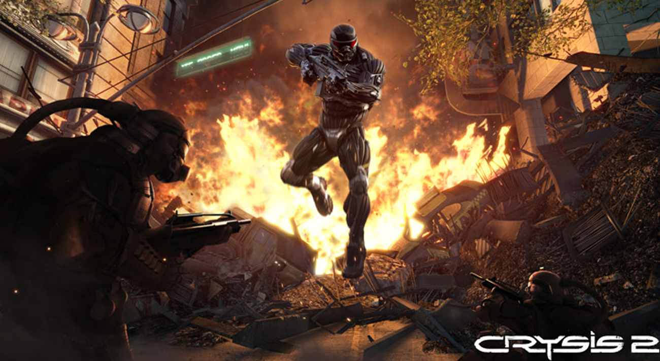 Gra PC Crysis 2 Maximum Edition