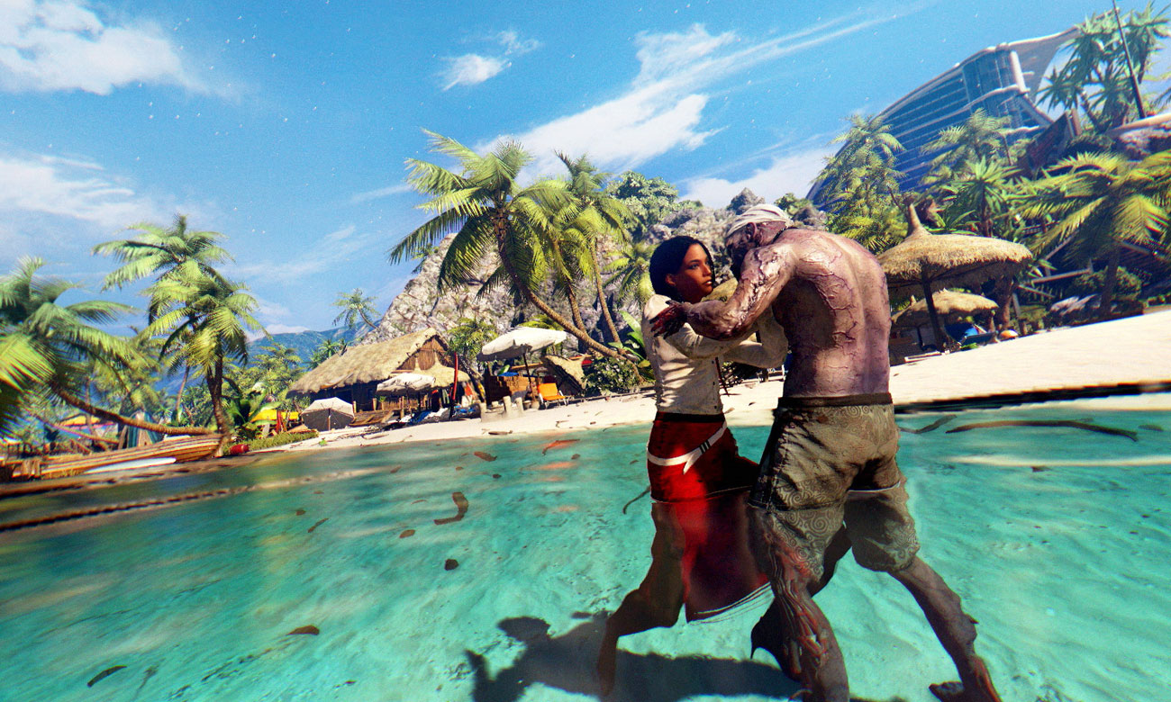 Dead Island Definitive Collection zombie
