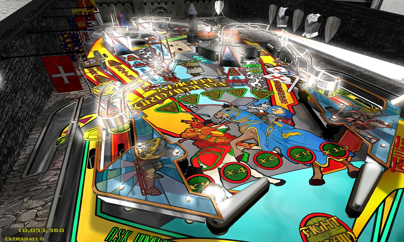 Gra PC Dream Pinball 3D