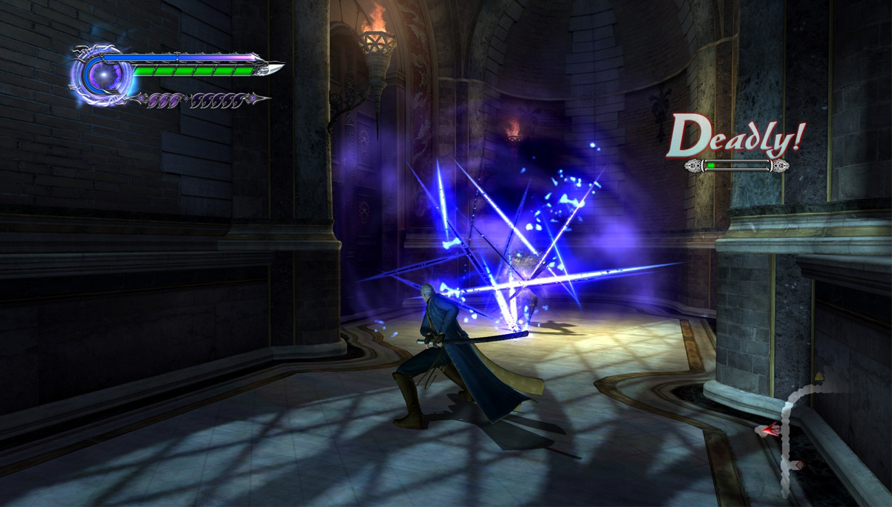 Gra PC Devil May Cry 4 Special Edition
