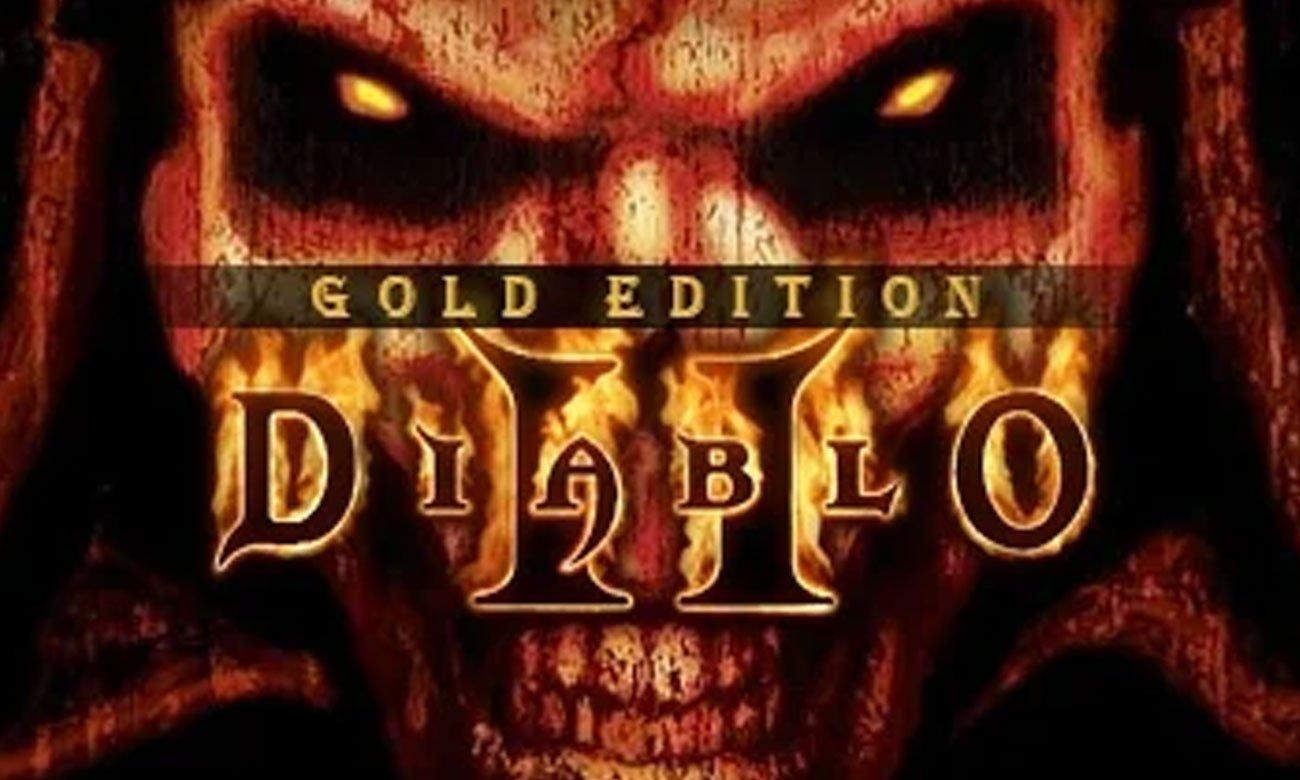 Gra Diablo 2 Gold Edition na komputery PC