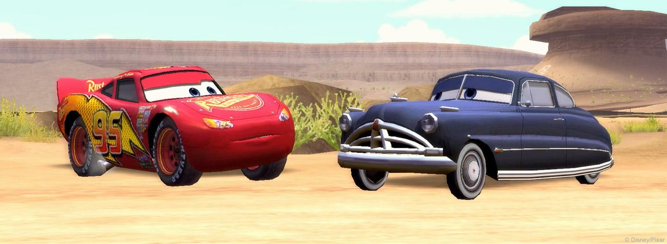 Gra Disney Pixar Cars