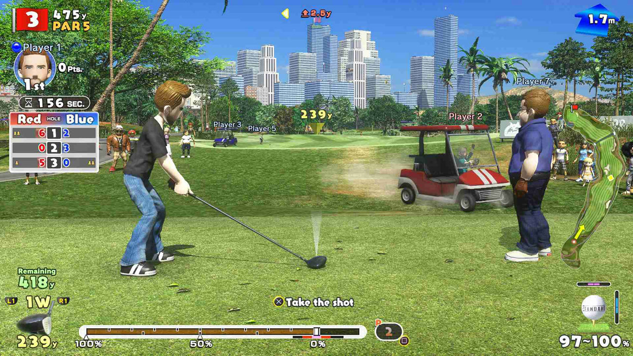 Gra PC Everybody's Golf