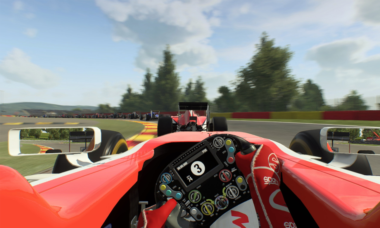 Gra PC F1 2015