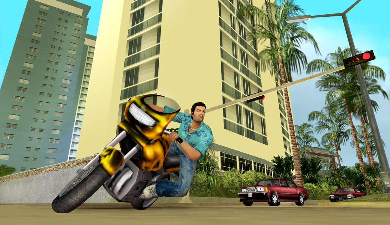 Gra PC Grand Theft Auto: Vice City