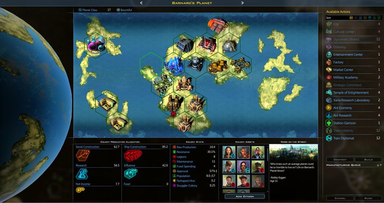PC Galactic Civilizations III ESD Steam - Gry na PC - Sklep komputerowy -  x-kom.pl