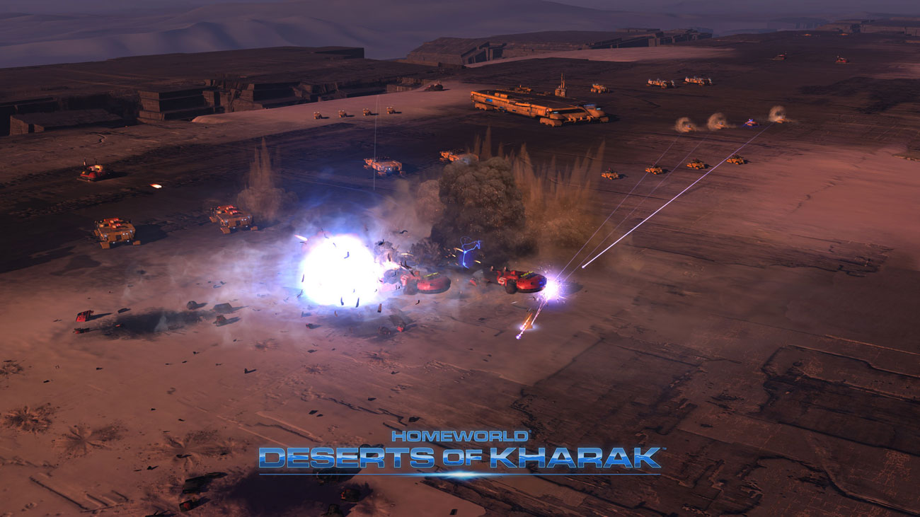 Gra PC Homeworld: Deserts of Kharak