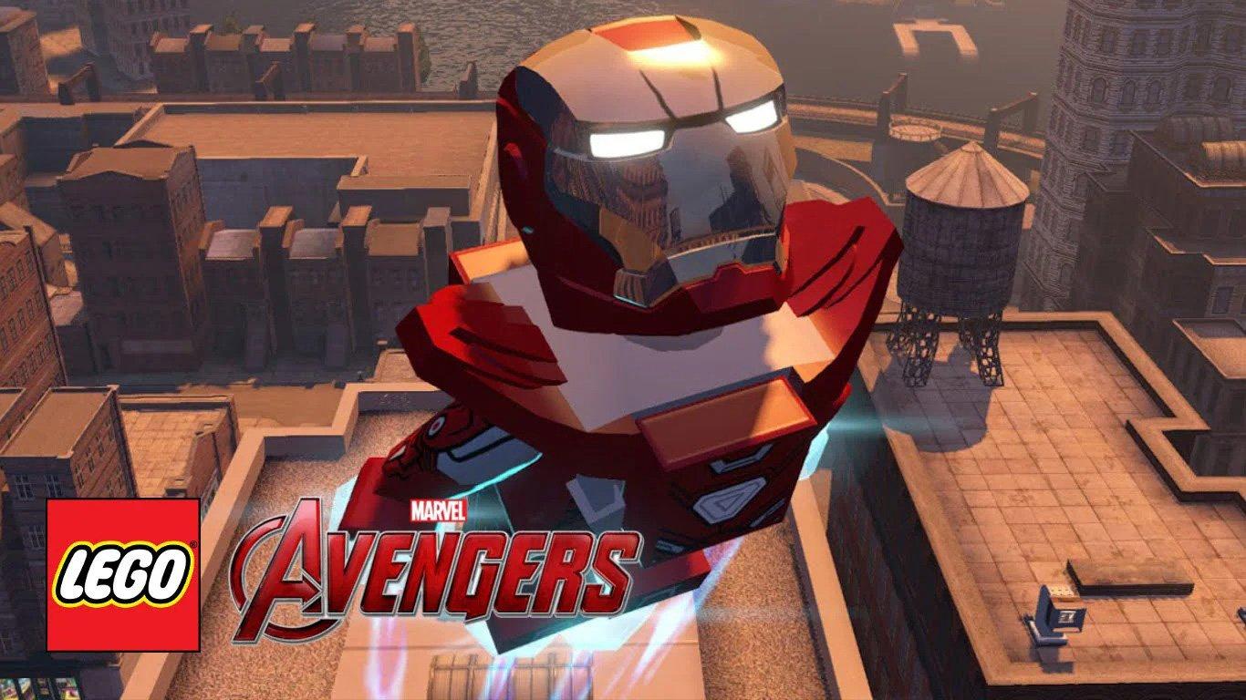 Gra LEGO Marvel's Avengers na komputery PC