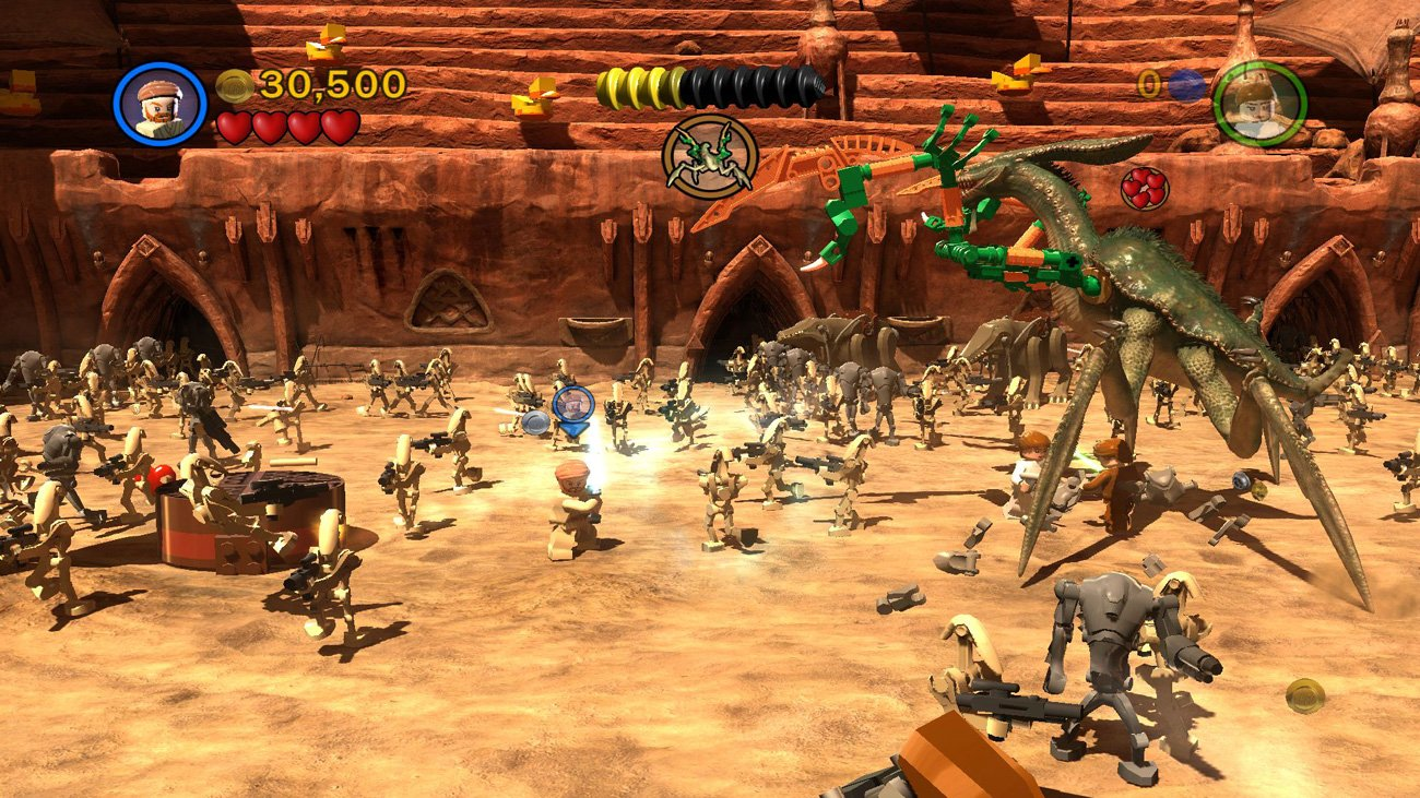 Gra LEGO: Star Wars III - The Clone Wars na komputery PC