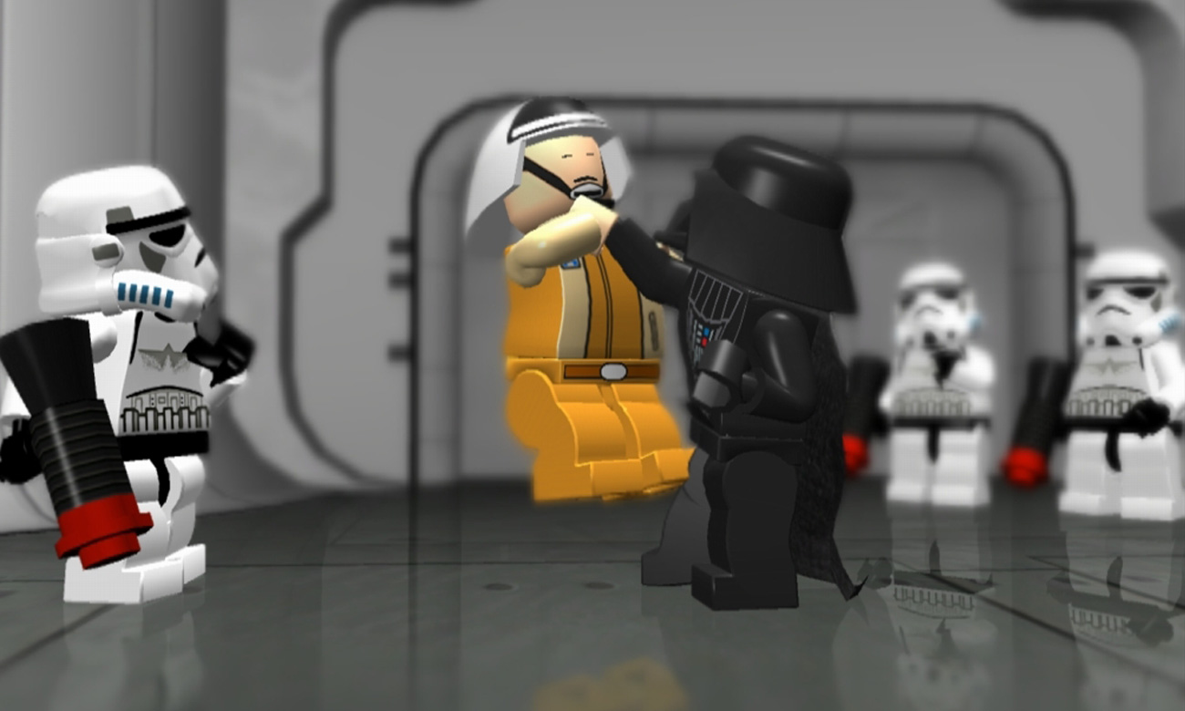 Gra LEGO Star Wars: The Complete Saga na komputery PC
