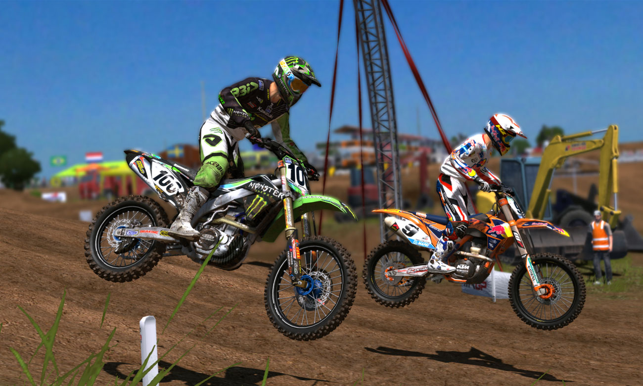 XGP: The Official Motocross Videogame