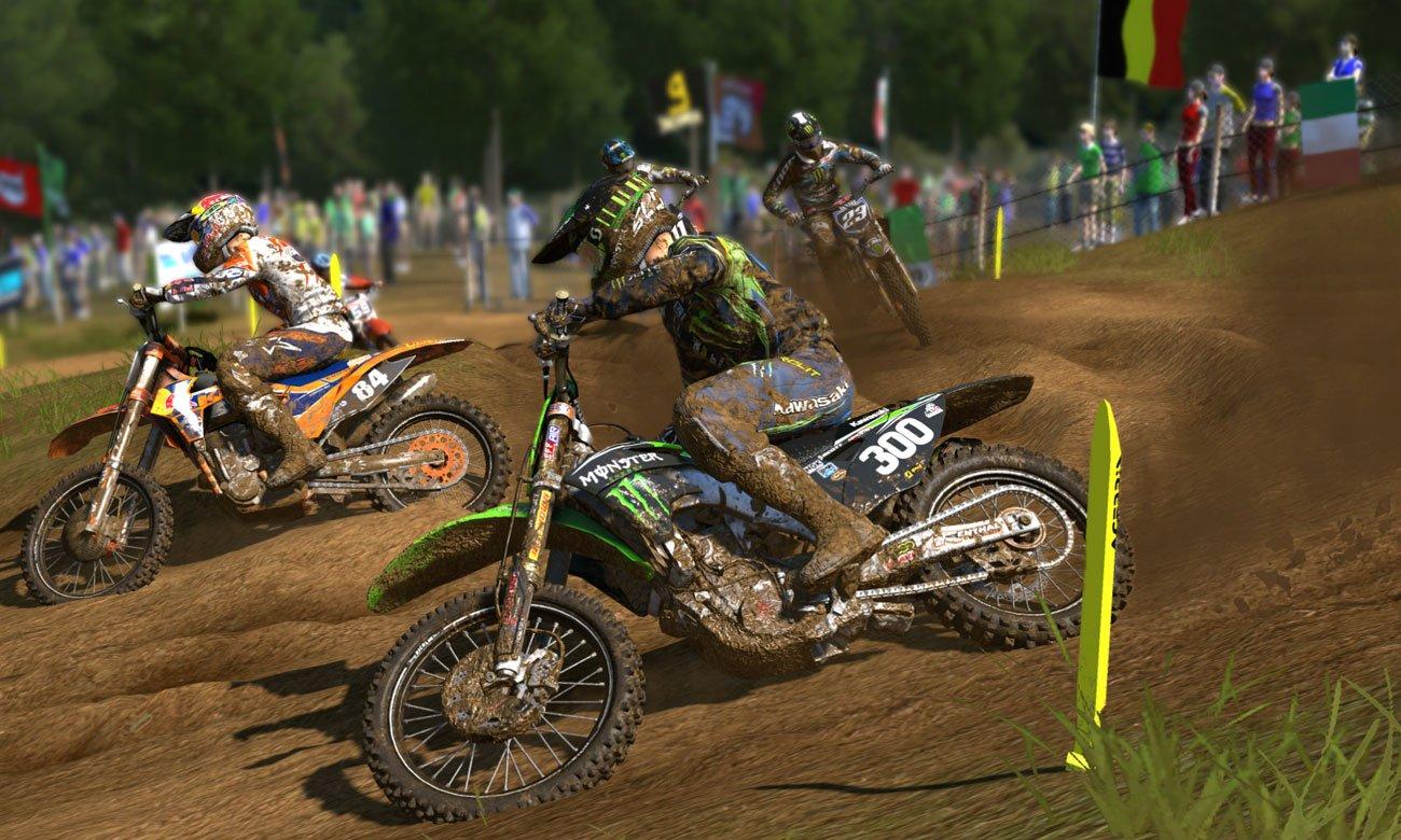 XGP: The Official Motocross Videogame wyścigi