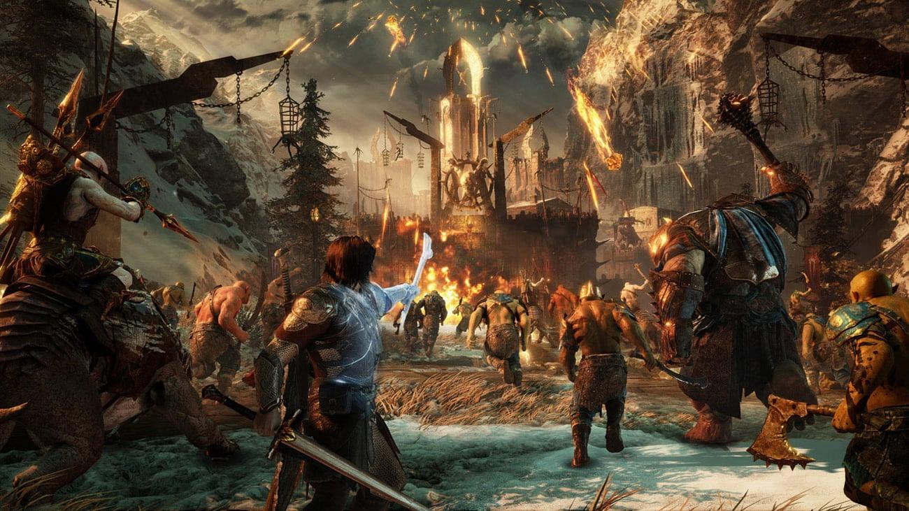 Gra PC Warner Middle-earth: Shadow of War