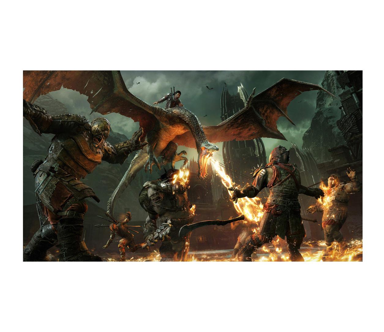 Warner Middle-earth: Shadow of War