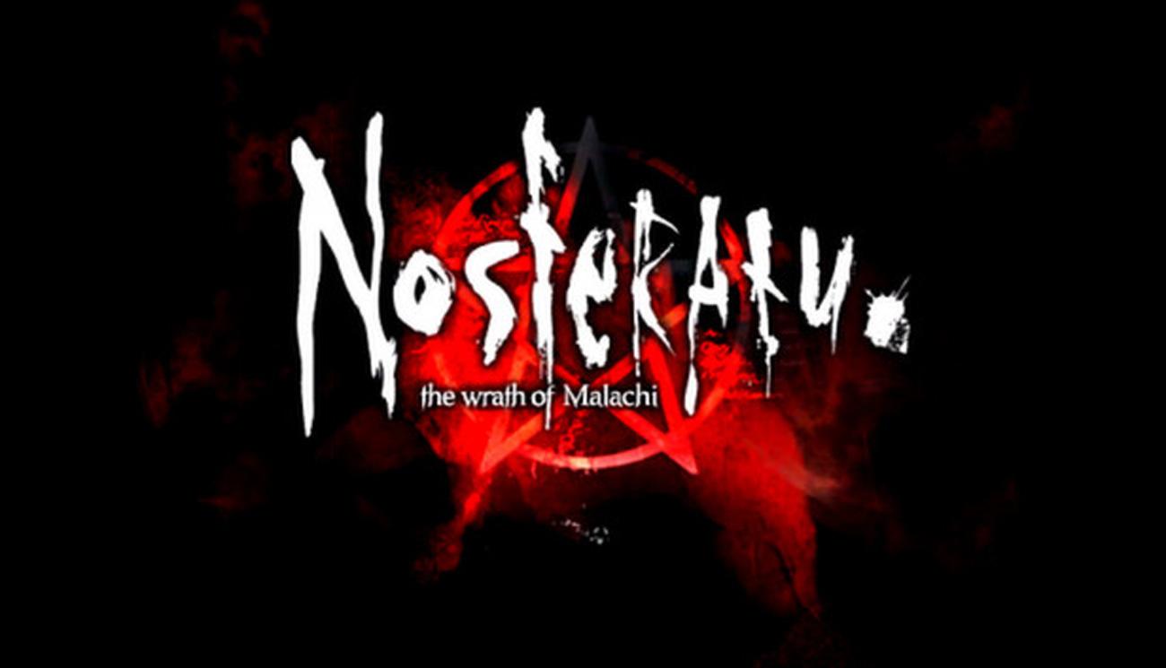 Gra Nosferatu: The Wrath of Malachi na komputery PC