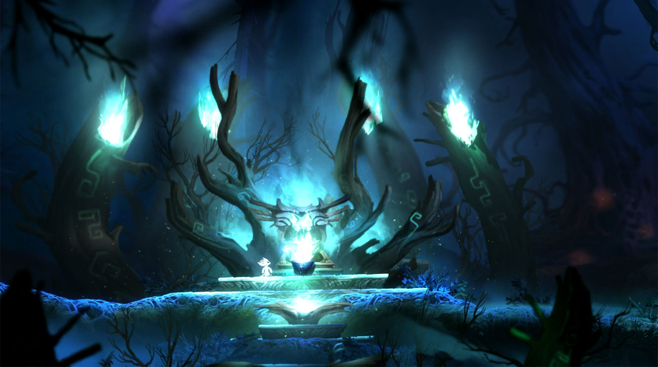 Ori and the Blind Forest Definitive Edition gra