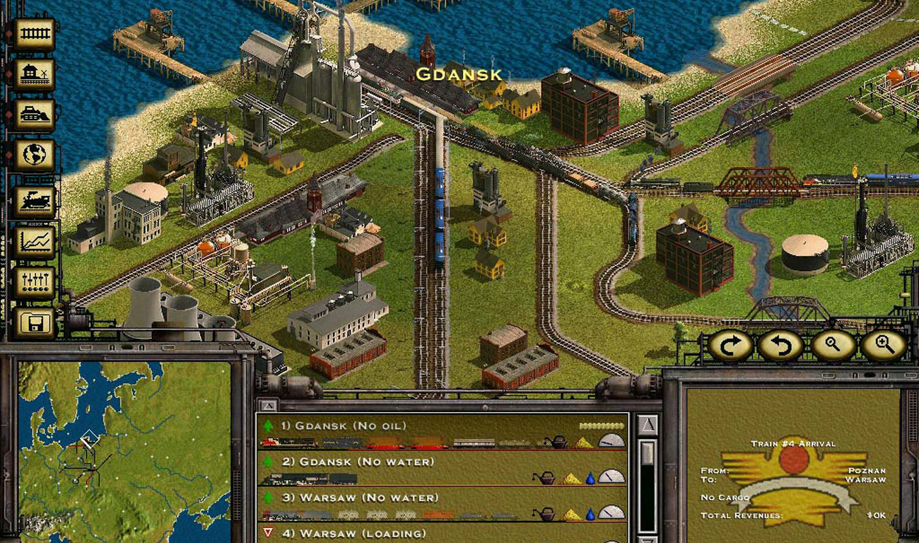 Railroad Tycoon II Platinum Widok.jpg