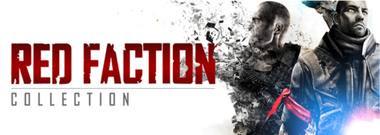 Red Faction Complete Collection