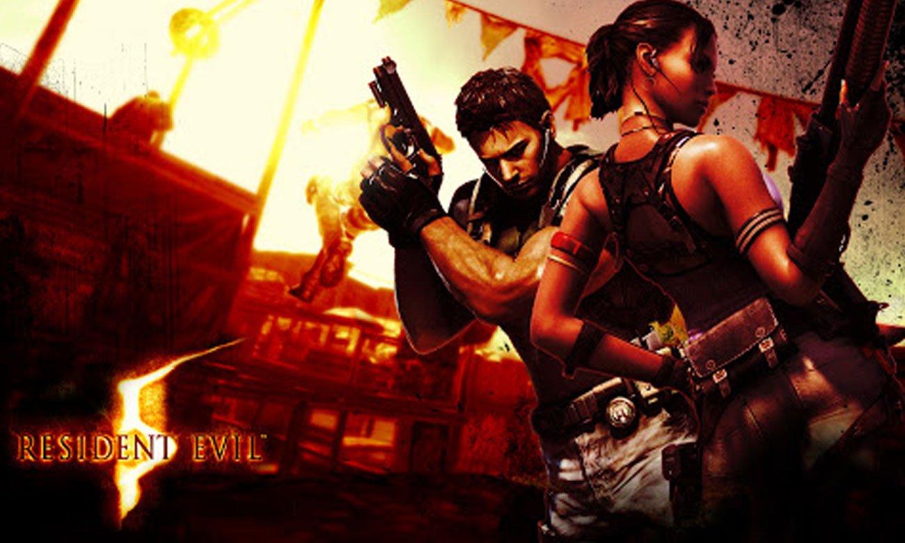 Gra Resident Evil 5 Gold Edition na komputery PC