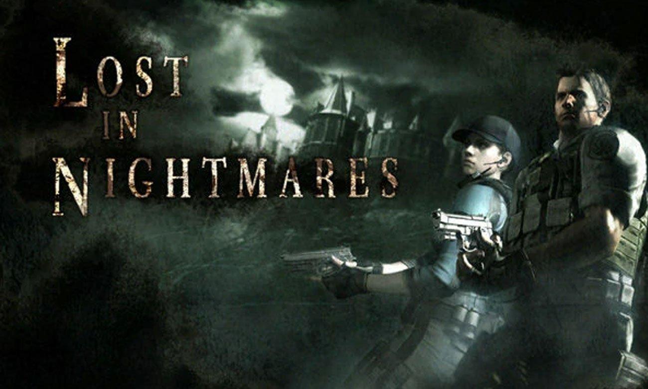 Dodatek Lost in Nightmares