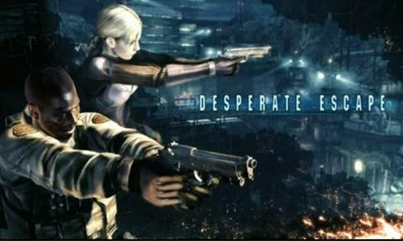 Dodatek Desperate Escape