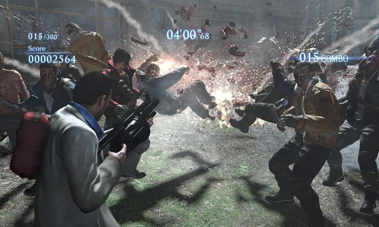 Resident Evil 6 ESD Steam