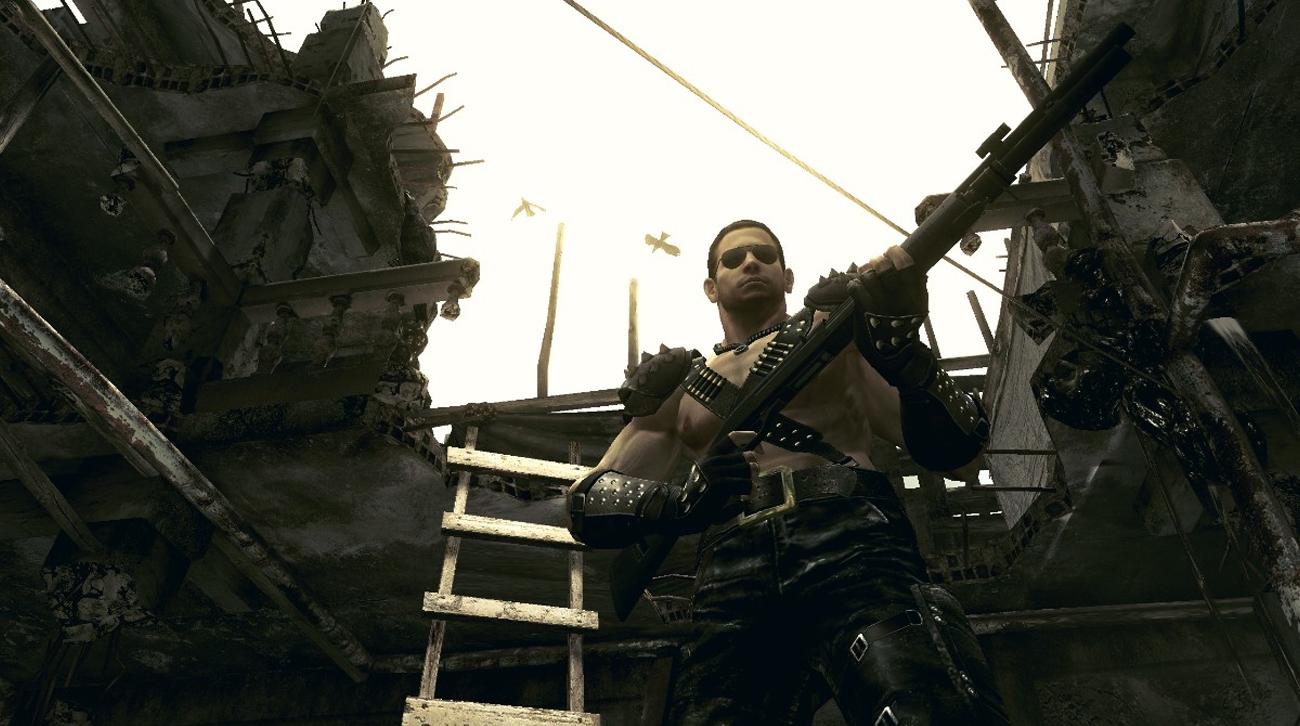 Gra PC Resident Evil 5