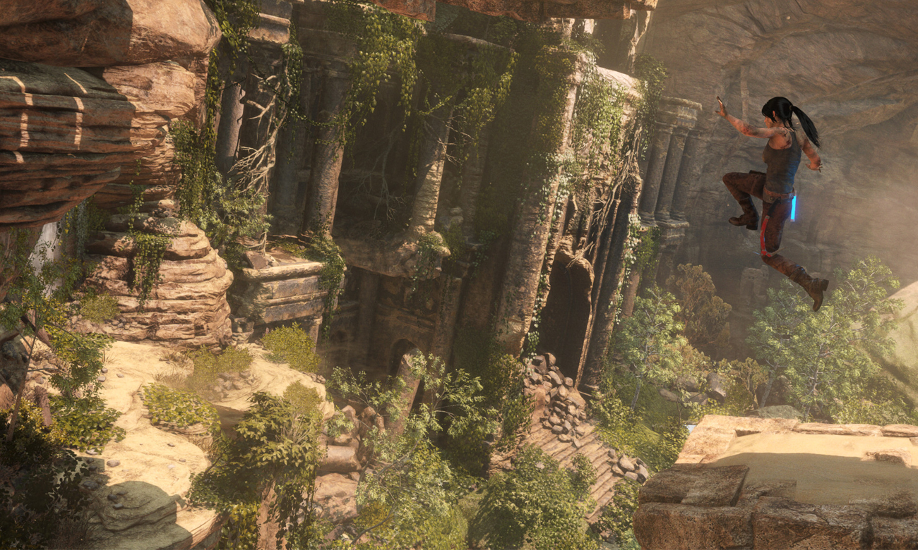 Gra PC Rise of the Tomb Raider 20 Year Celebration