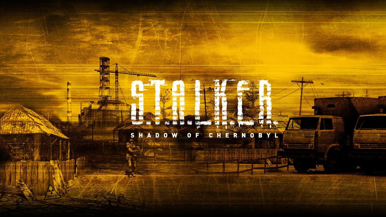 Gra PC S.T.A.L.K.E.R.: Shadow of Chernobyl