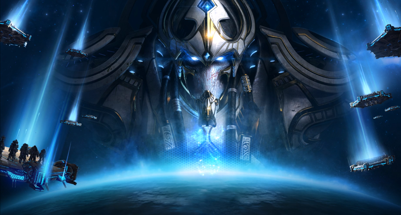 Gra PC StarCraft 2: Legacy of the Void