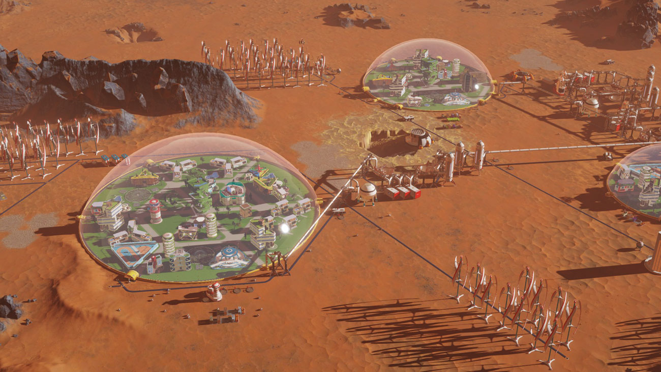 Gra PC Surviving Mars - First Colony Edition