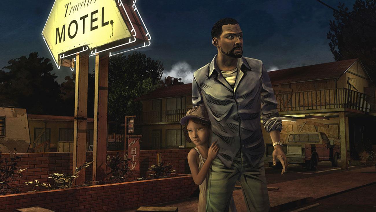 The Walking Dead gra
