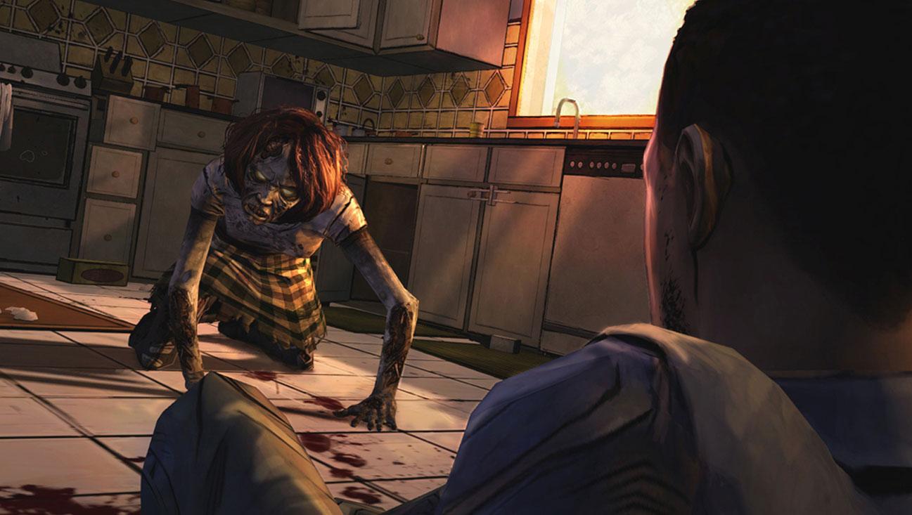 The Walking Dead rozgrywka