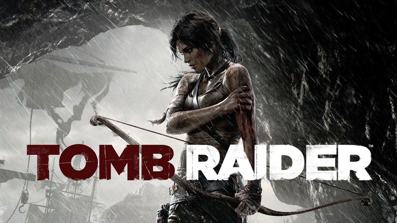 Gra PC Tomb Raider