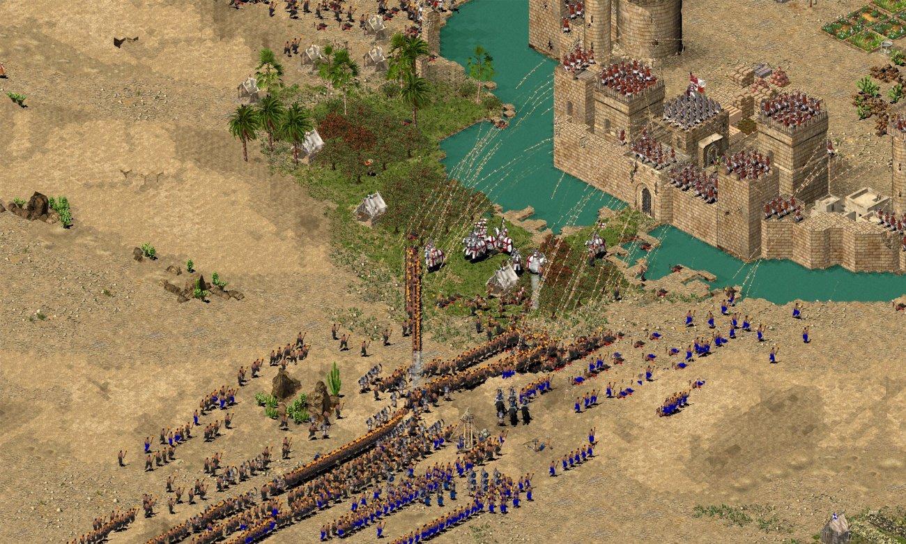 Gra PC Stronghold Crusader HD