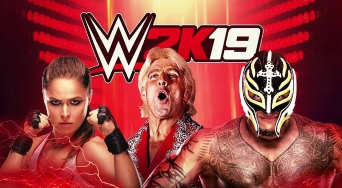 Gra PC WWE 2K19 Digital Deluxe