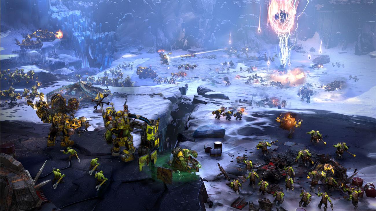 Warhammer 40,000: Dawn of War III Zdolności