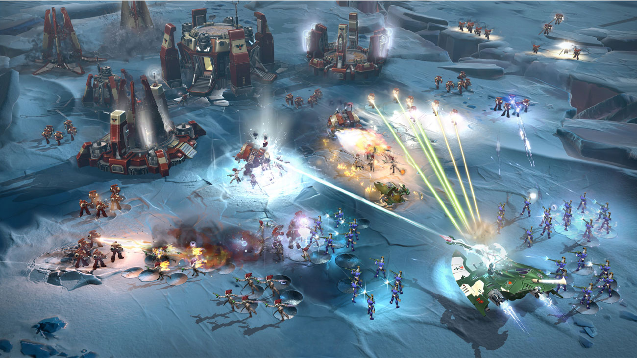 Warhammer 40,000: Dawn of War III Multiplayer