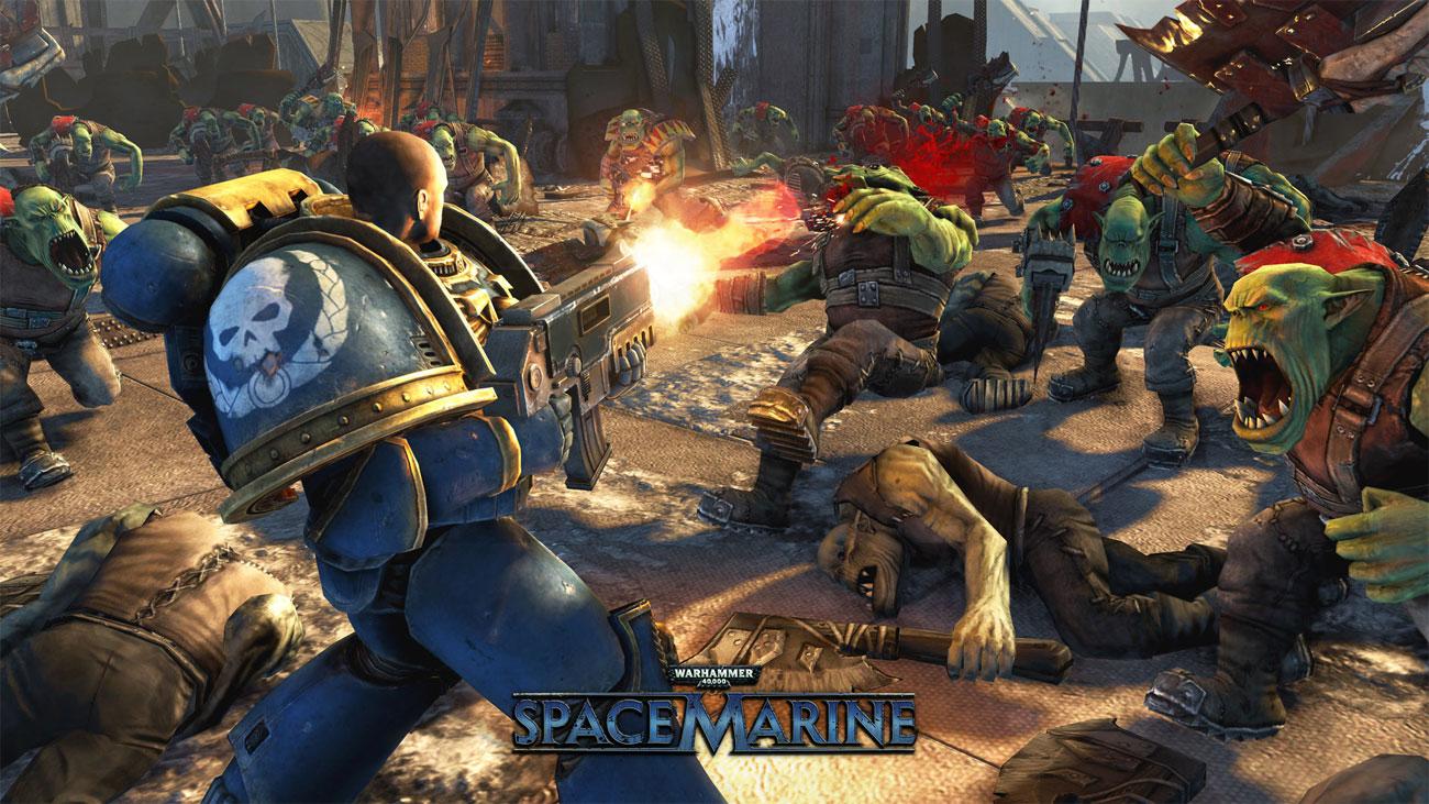Warhammer 40,000: Space Marine Bitwa