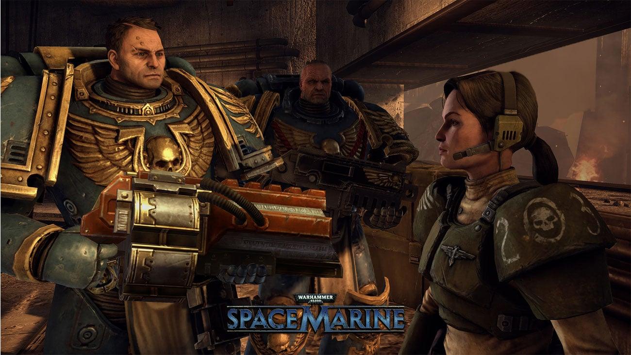 Warhammer 40,000: Space Marine Jednostki