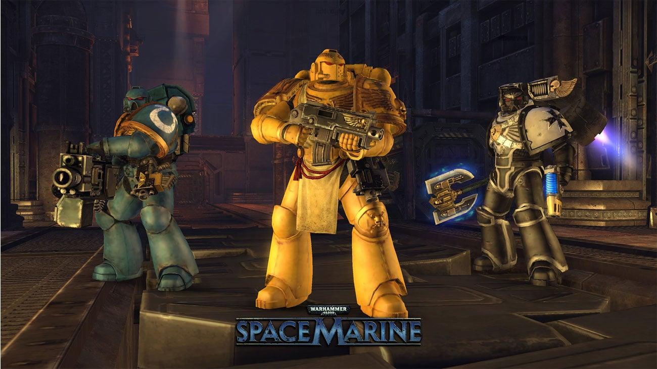 Warhammer 40,000: Space Marine Pancerze