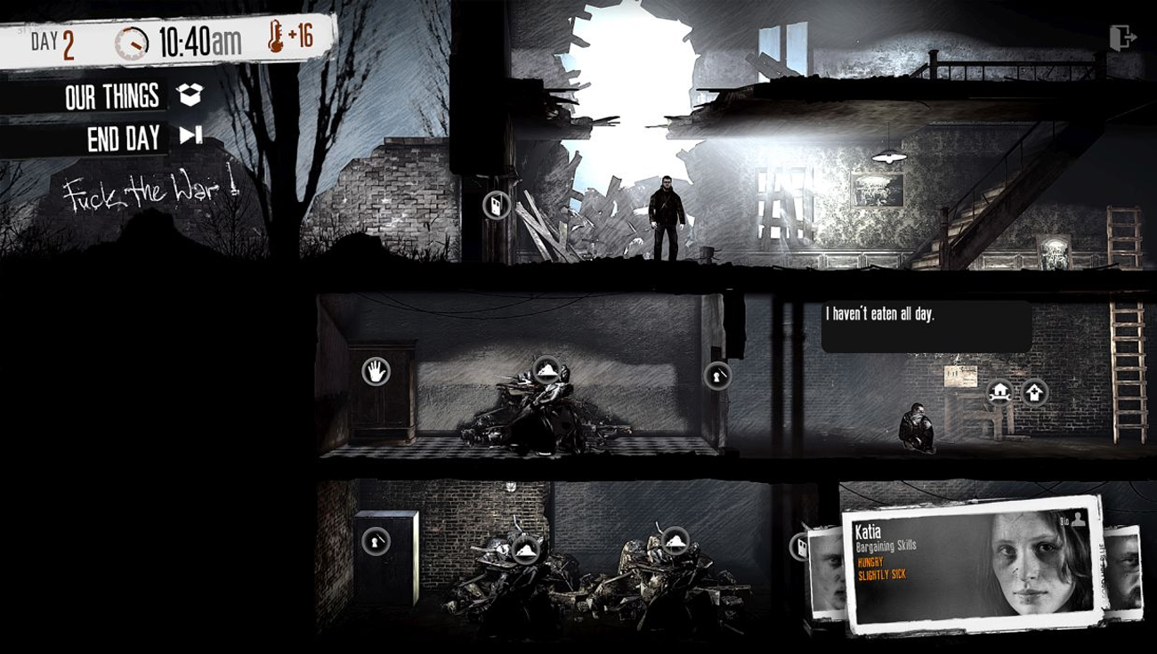 Gra PC This War Of Mine
