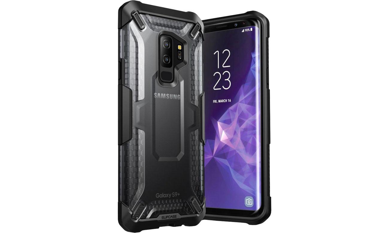 the latest 91956 013b1 Supcase Unicorn Hybrid do Galaxy S9+ Frost/Black - Etui i obudowy na  smartfony - Sklep komputerowy - x-kom.pl