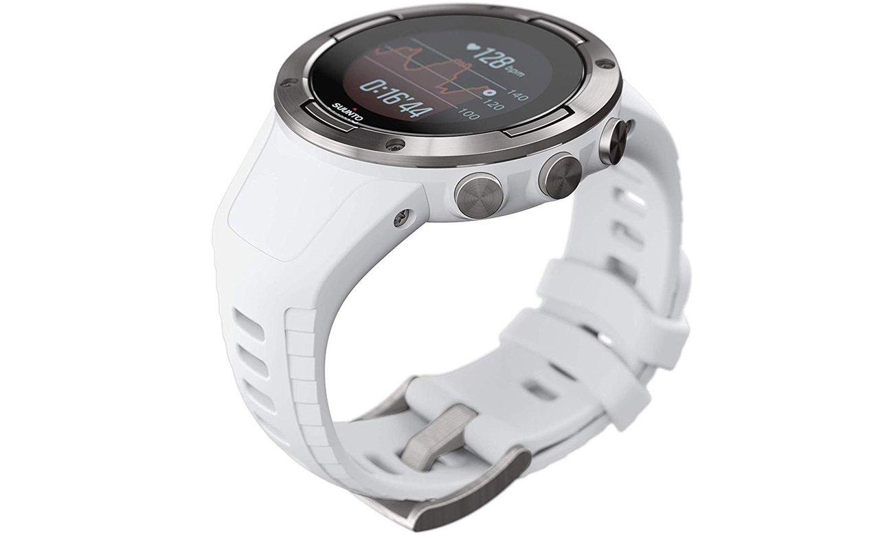 Zegarek sportowy Suunto 5 All White
